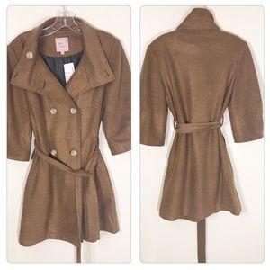 Young Essence Vintage Inspired Jacket